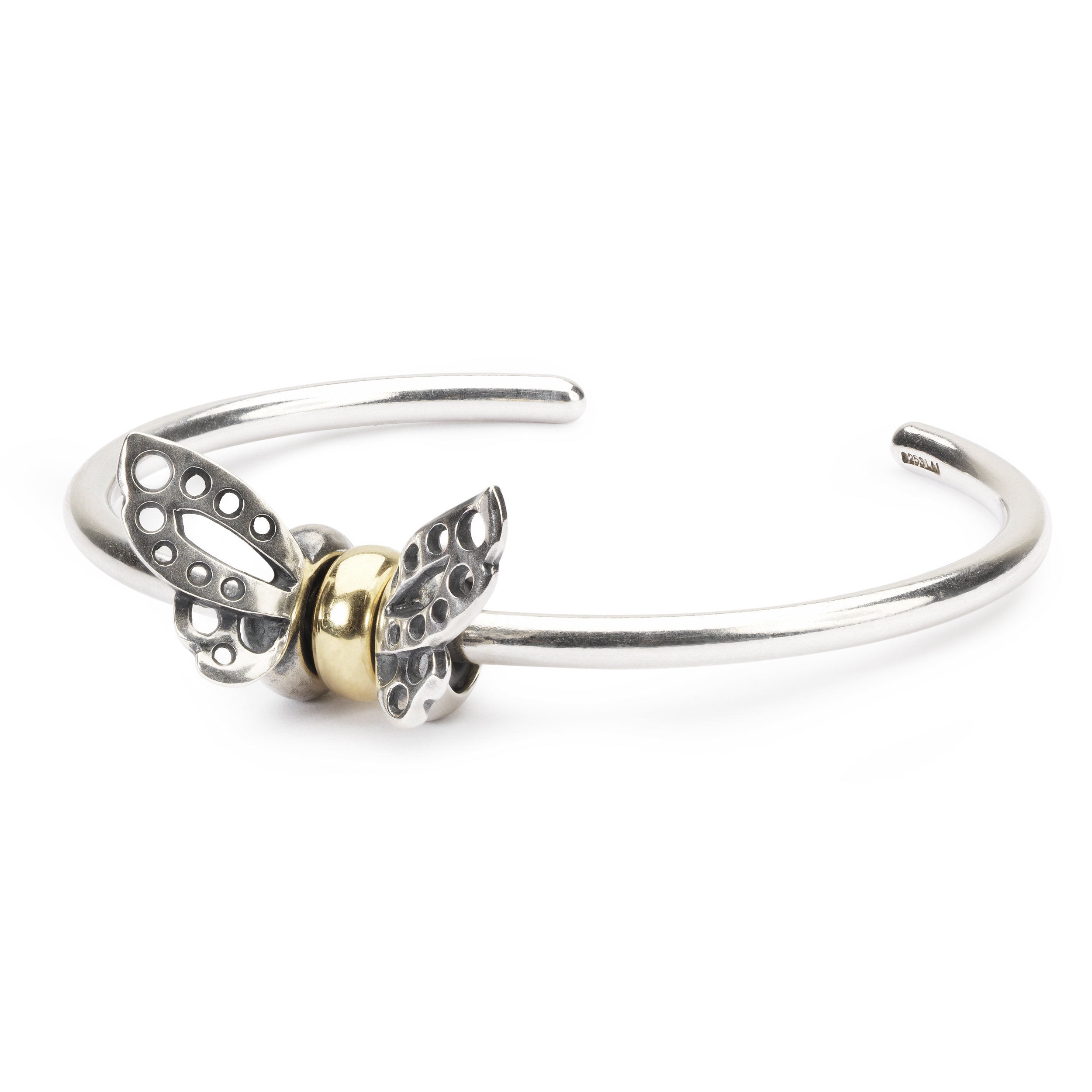 Golden Wings Bangle